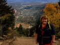 My first summit on the Manitou Incline