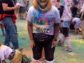 Color Run in Colorado Springs 2014
