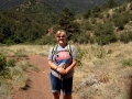 Hiking the Manitou Train Tunnels Summer 2014