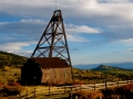 Vindicator Mine, Independence, Cripple Creek Mining District